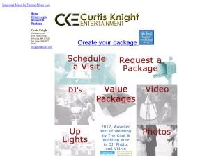 Curtis Knight Entertainment - Videographer