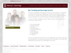 Emery's Catering Service - Event Staffing