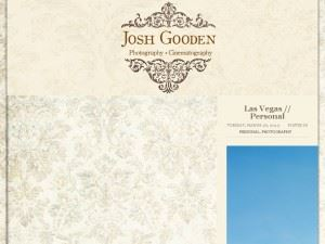 Josh Gooden | Commercial and Wedding Cinematography