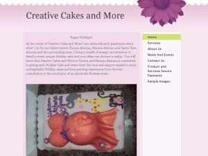 Creative Cakes And More