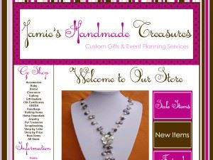 Weddings By Jamie's Handmade Treasures