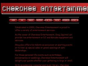Cherokee Entertainment  Shreveport