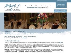 Robert J. – Events & Catering