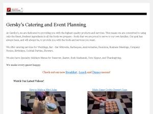 Gerskys Catering