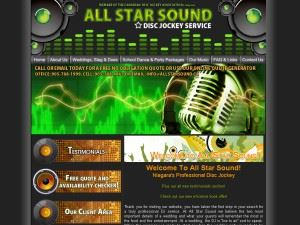 All Star Sound Disc Jockey Service