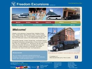 FREEDOM EXCURSIONS by Scully LLC