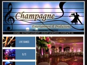 Champagne Entertainment And Productions