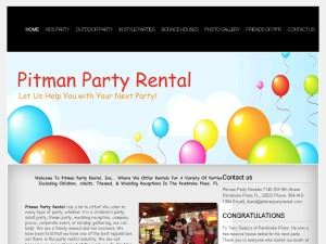 Pitman Party Rental