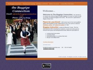 Bagpipe Connection