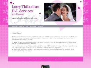 Larry Thibodeau DJ Entertainment Services - Portland