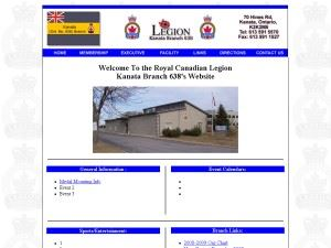 Royal Canadian Legion Kanata Branch 638