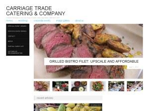 Carriage Trade Catering