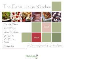 The Farm House Kitchen