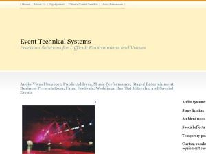 Event Technical Systems