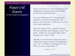 Pizazz Ltd. Events