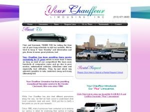 Your Chauffeur Limousine, Inc. - Cincinnati