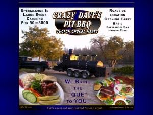 Crazy Dave's BBQ