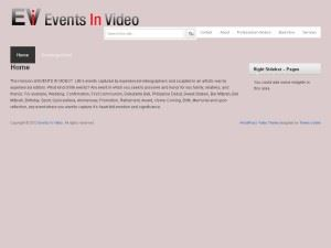 Events In Video