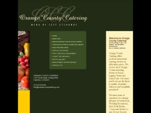 Orange County Catering & Event Planning