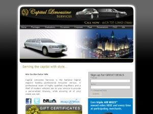 Capital Limousine Services Inc