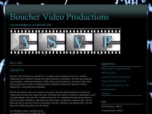 Boucher Video Productions