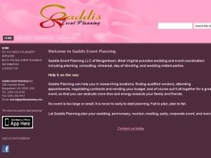 Gaddis Event Planning