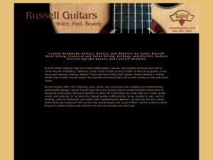 James Russell, Solo Guitarist - Redding Area