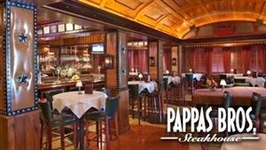 Pappas Brothers Steakhouse Houston