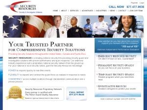 Security Resources Inc