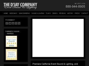 The D Jay Company - AV Equipment Rental