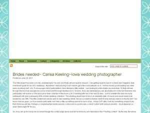 Carisa Keeling Photography
