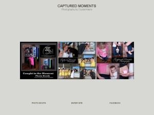 Captured Moments by Crystal Marie