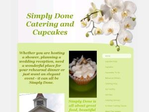Simply Done Catering and Events