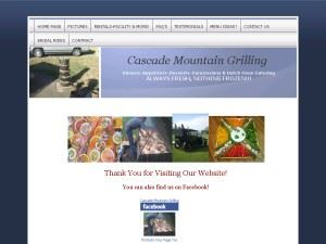 Cascade Mountain Grilling