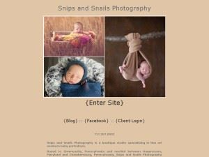 Snips and Snails Photography