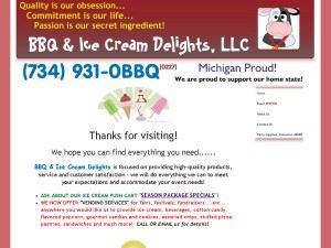 BBQ & Ice Cream Delights, LLC