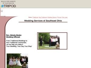 Wedding Services of Southeast Ohio