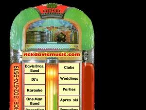 Rick Davis Music Co