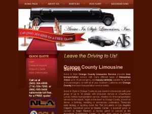Arrive In Style Limousines