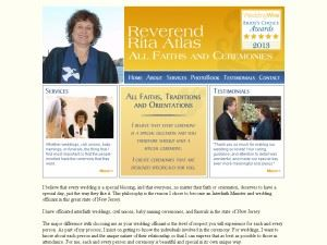 Reverend Rita Atlas