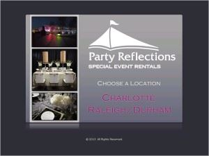 PARTY REFLECTIONS, INC./TRIANGLE OFFICE