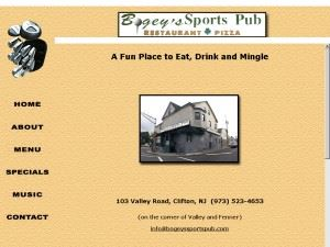 Bogeys Sports Pub