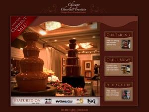 Chicago Chocolate Fountain Inc