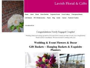 Lavish Floral And Gifts