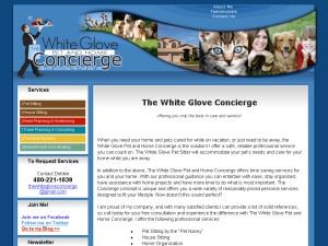 The White Glove Concierge