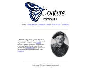 Couture Portraits and Face Painting
