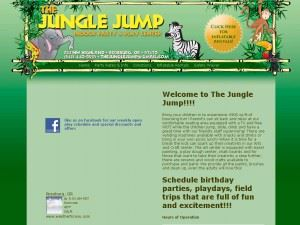 The Jungle Jump Indoor Party & Play Center