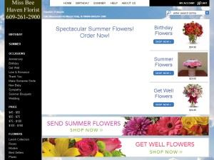 Miss Bee Haven Florist