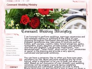 Covenant Wedding Ministry