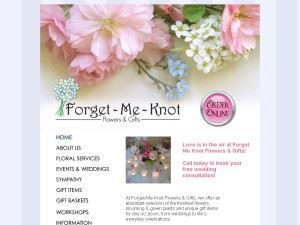 Forget Me Knot Flowers and Gifts